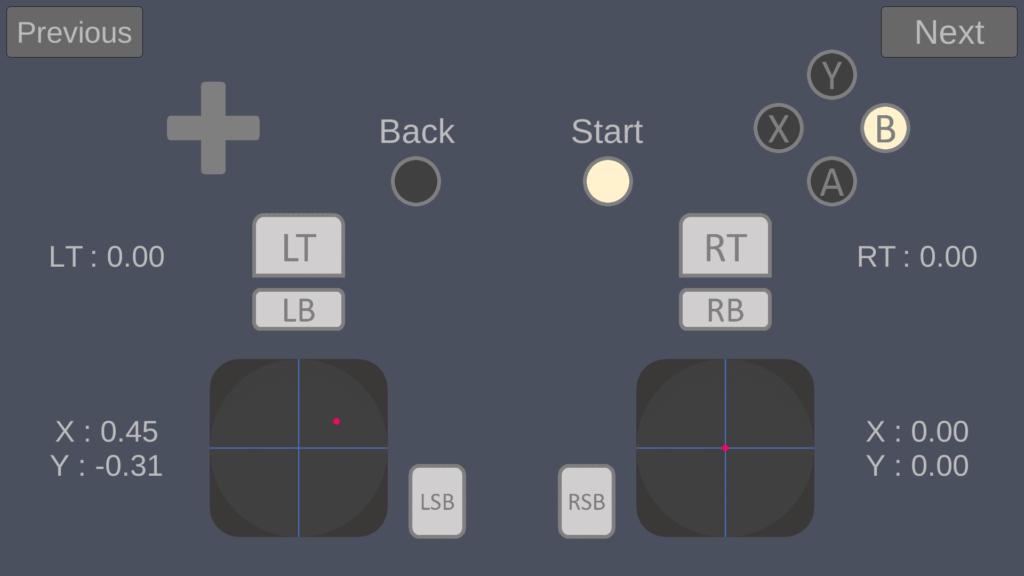 controller tester screen 2